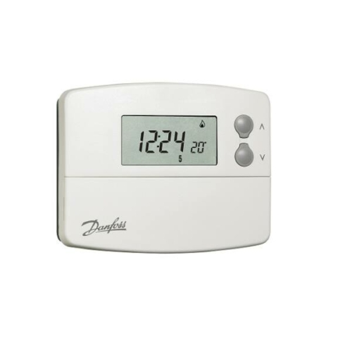 DANFOSS TP5001 Heti programos  digitális termosztát