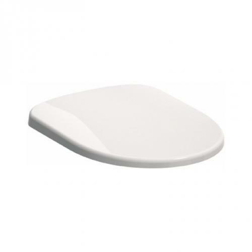 Geberit Selnova wc ülőke antibakteriális  alsórögzítés fém zsanér