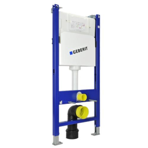 Geberit Duofix basic wc tartály kerettel