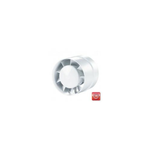 Vents Ventil 125VKO Csőbe rakható elszívó ventilátor