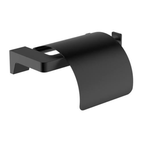 Wellis Mamba wc-papír tartó fekete WE00114